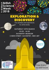 Science Event at Daventry Museum