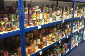 DTC Awards Grant to Daventry Food Bank