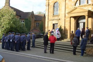 Daventry's bells ring out in memory of William Bailey