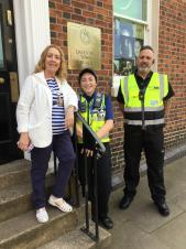 DTC appoints Community Ranger for Daventry Town
