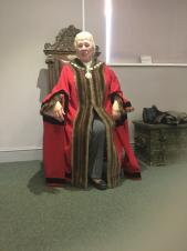 Daventry Town welcomes a new Mayor