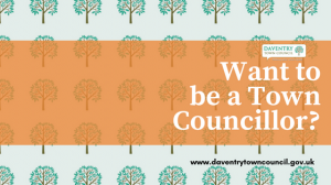 Vacant Councillor position on Hill Ward in Daventry