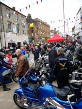 Motorcycle Festival is a roaring success for Daventry Town