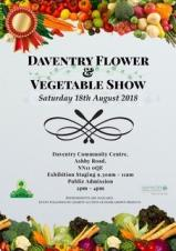 Annual Flower and Vegetable Show returns to Daventry Town