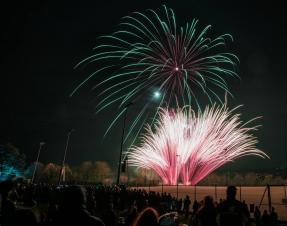 Fireworks spectacular set to light up Daventry
