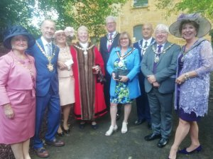 Daventry Mayor's Civic Service