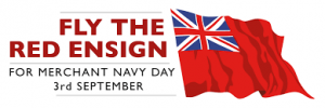 DTC: Flying the Red Ensign for Merchant Navy Day
