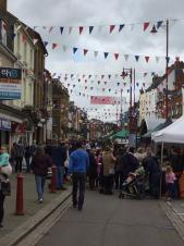 Food Festival returns to Daventry Town