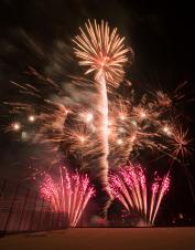 Spectacular Fireworks for Daventry Town
