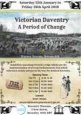 Victorian Daventry - A Period of Change exhibition