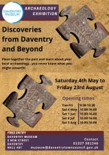 Archaeology Exhibition