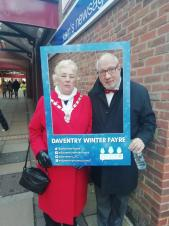 Winter Fayre success for Daventry Town