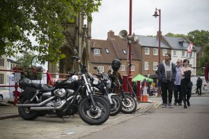 Daventry Motorcycle Festival rides into town