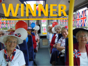 Dial-a-Ride Winners!