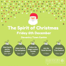 Daventry's Spirit of Christmas