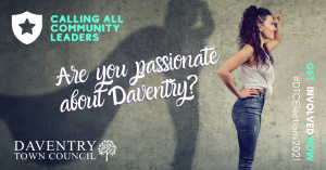 Are you passionate about Daventry?