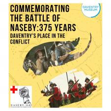Commemorating The Battle Of Naseby: 375 Years. View Our Virtual Exhibition.