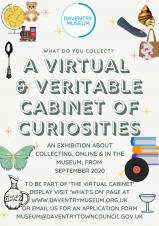 Daventry Museum's Virtual and Veritable Cabinet of Curiosities Exhibition