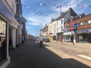 Safe Trading Measures to be considered for Daventry High Street