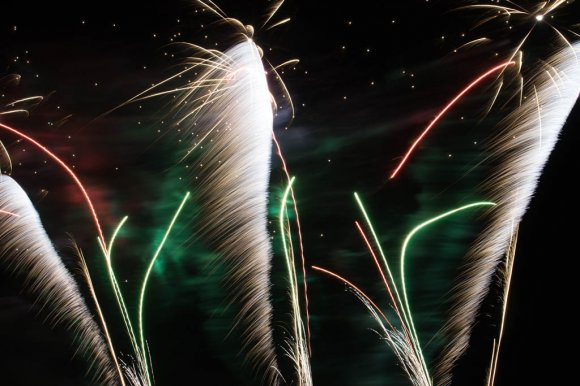 Daventry Town Council's 2015 Firework Display