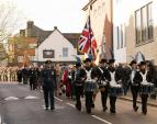 Image: Remembrance Day Parade 2016