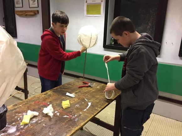 Lantern Making Workshop- Daventry Air Cadets