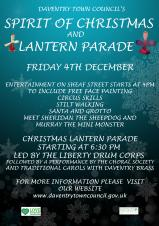 Daventry Retailers To Stay Open for the Lantern Parade
