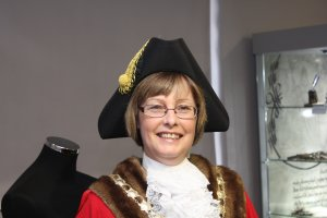Happy New Year from Daventry Mayor Cllr Wendy Randall