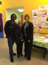 Councillors Celebrate Dignity in Care Action Day