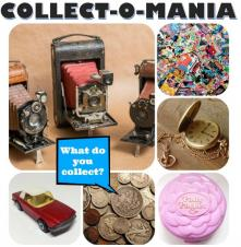 Collect-o-Mania Exhibition at Daventry Museum