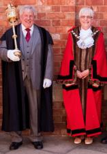 DAVENTRY TOWN MAYOR'S CIVIC SERVICE