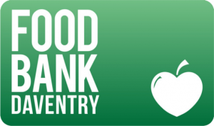 Collection for The Daventry Food Bank