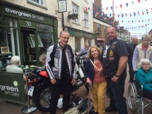 Daventry Motorcycle Festival 2017 is a roaring success