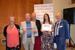 Success for Daventry Museum