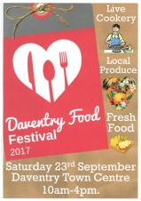 This Saturday Foodie Fun Comes To Daventry