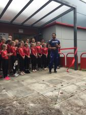 Daventry Phoenix Sports Academy is officially opened