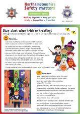 Northamptonshire Safety Matters Newsletter